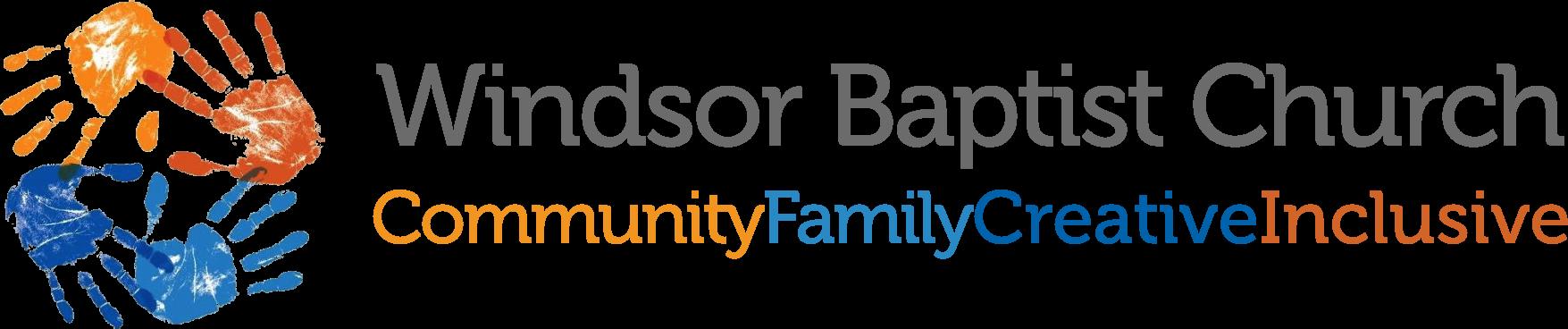 Windsor Baptist Church Logo
